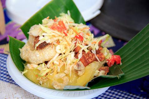 Prato típico da Nicarágua